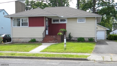 Bound Brook Boro Single Family Home For Sale: 309 Park Pl
