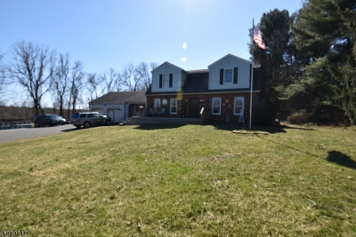 Holland Twp., Milford Boro Single Family Home For Sale: 609 Little York-Mt Pleas