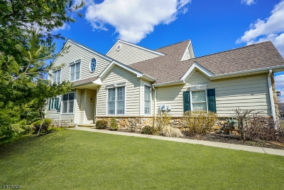 Bernards Twp. Condo/Townhouse For Sale: 167 Patriot Hill Dr