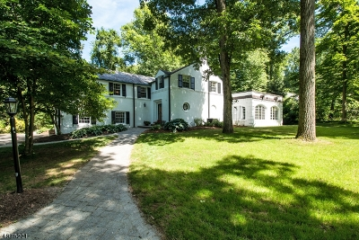 Berkeley Heights Single Family Home For Sale: 52 Countryside Dr