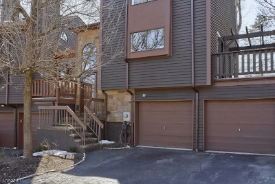 Rockaway Twp. Condo/Townhouse For Sale: 93 Frogtown Rd