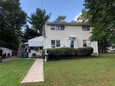 Edison Twp. Multi Family Home For Sale: 75 Elm St