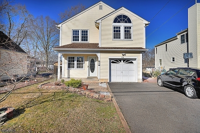 Bridgewater Twp. Single Family Home For Sale: 86 Maple St