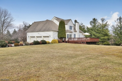 Somerset County Single Family Home For Sale: 1a Tall Oaks Drive