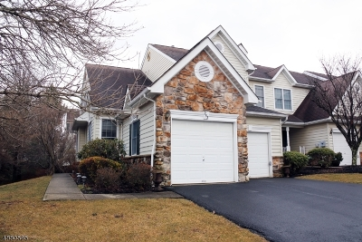 Bernards Twp. Condo/Townhouse For Sale: 253 Patriot Hill Dr