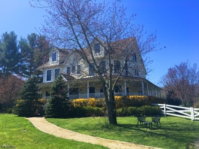 Somerset County Single Family Home For Sale: 5 Blazier Rd