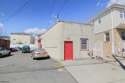 Kearny Town Commercial For Sale: 319 Schuyler Ave