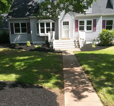 Somerset County Single Family Home For Sale: 19 Lincoln Ave