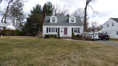 Somerset County Single Family Home For Sale: 174 Albert St