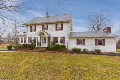 Branchburg Twp. Single Family Home For Sale: 221 Vanderveer Ave