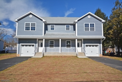Somerset County Single Family Home For Sale: 75 Jackson Ave