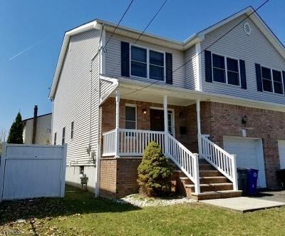 Kenilworth Boro Condo/Townhouse For Sale: 234 N 9th St