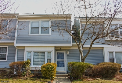 East Brunswick Twp. Condo/Townhouse For Sale: 127 Baron Ln