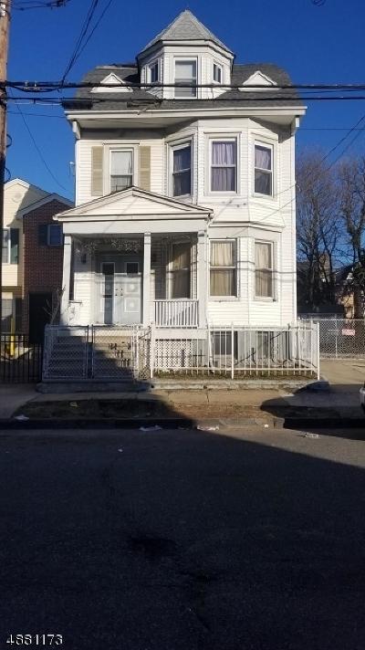Newark City Multi Family Home For Sale