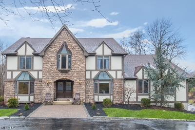 Montville Twp. Single Family Home For Sale: 12 Tomalyn Hill Road