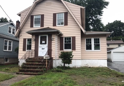 Hawthorne Boro Single Family Home For Sale: 25 Taylor Ave