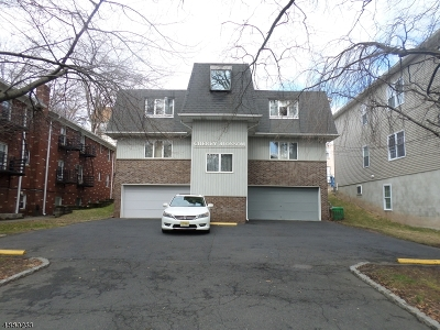 Belleville Twp. NJ Condo/Townhouse For Sale: $189,000