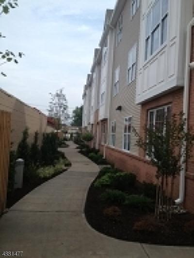 Passaic City Condo/Townhouse For Sale: 435 Van Houten Ave #201
