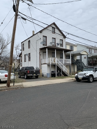 Bound Brook Boro Multi Family Home For Sale: 131 Linden Ave