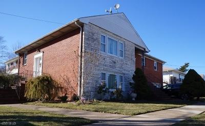Hillside Twp. Single Family Home For Sale: 159 Conant St