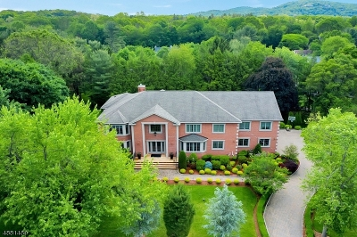 Franklin Lakes Boro Single Family Home For Sale: 916 Marie Ct