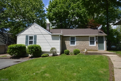 Sparta Twp. Single Family Home For Sale: 12 Poplar Tree Ln
