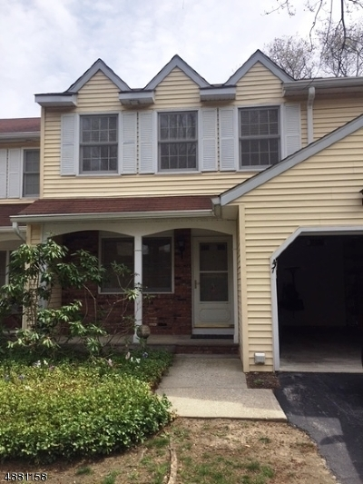 Sparta Twp. Condo/Townhouse For Sale: 47 Bridle Way