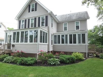 Chatham Boro Single Family Home For Sale: 51 Hillside Ave