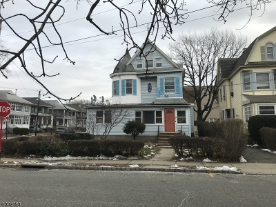Montclair Twp. Multi Family Home For Sale: 53 N Willow St