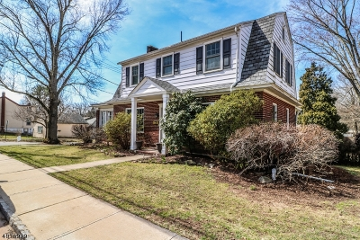 Frenchtown Boro Single Family Home For Sale: 701 Harrison St