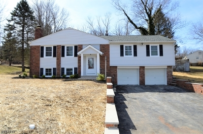 Sparta Twp. Single Family Home For Sale: 12 Warren Rd