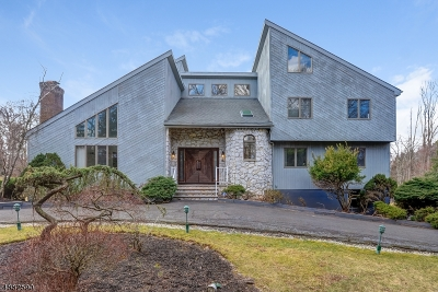 Scotch Plains Twp. Single Family Home For Sale: 1121 Cooper Rd