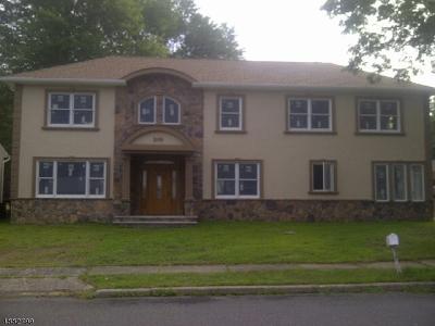 Totowa Boro Single Family Home For Sale: 248 Winifred Dr