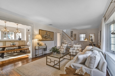 Millburn Twp. Single Family Home For Sale: 99 Meadowbrook Rd