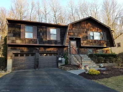 Mount Olive Twp. Single Family Home For Sale: 68 Deer Path Dr