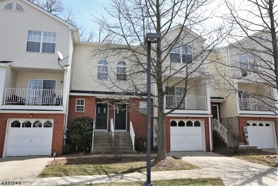 Montgomery Twp. Condo/Townhouse For Sale: 15 Garfield Way