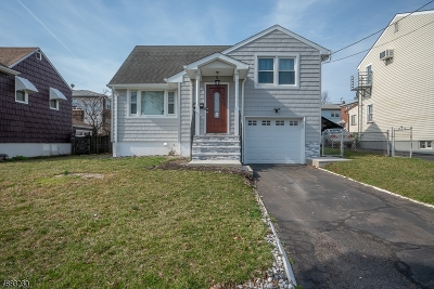 Linden City Single Family Home For Sale: 1022 Mopsick Ave