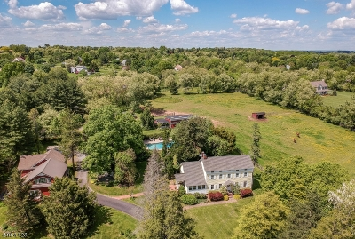 Raritan Twp. Single Family Home For Sale: 78 Clover Hill Rd
