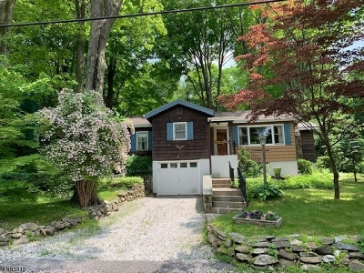 Hardyston Twp. Single Family Home For Sale: 57 Tamarack Trl