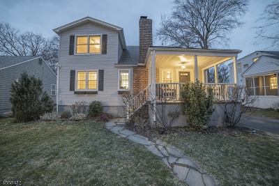 Cranford Twp. Single Family Home For Sale: 207 Locust Dr