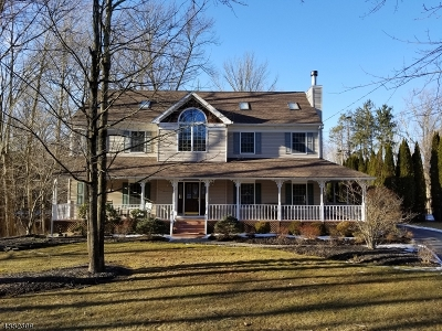 Sparta Twp. Single Family Home For Sale: 207 Glen Rd