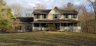 Hillsborough Twp. Single Family Home For Sale: 389 Zion Rd