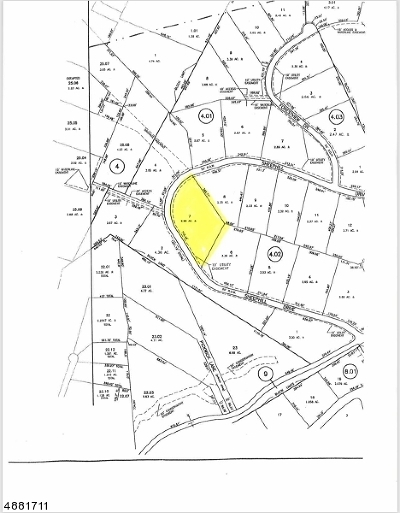 Chatham Boro, Chatham Twp., Chester Boro, Chester Twp., Harding Twp., Long Hill Twp., Mendham Boro, Morris Twp., Randolph Twp., Washington Twp., Bedminster Twp., Bernards Twp., Bernardsville Boro, Far Hills Boro, Peapack Gladstone Boro, Warren Twp. Residential Lots & Land For Sale: 14 Sheephill Dr