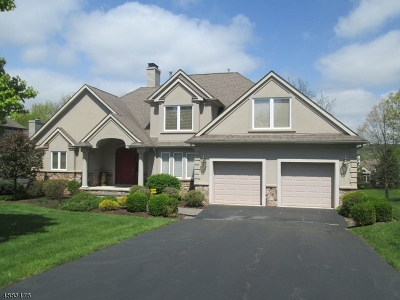 Hardyston Twp. Single Family Home For Sale: 14 Bracken Hill Rd