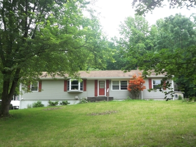 Vernon Twp. Single Family Home For Sale: 8 Lk Wallkill Rd