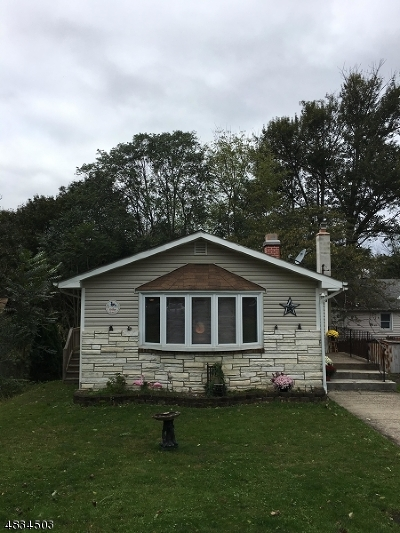 Stanhope Boro Single Family Home For Sale: 25 New St