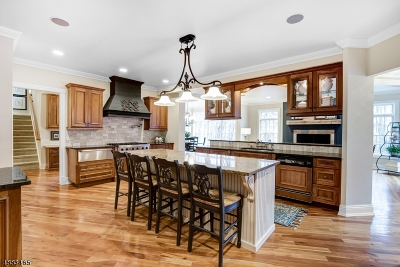 Long Valley Single Family Home For Sale: 78 N Four Bridges Rd