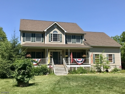 Vernon Twp. Single Family Home For Sale: 331 Lk Wallkill Rd