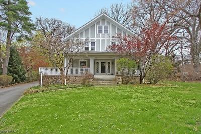 Mountain Lakes Boro Single Family Home For Sale: 11 Oak Ln