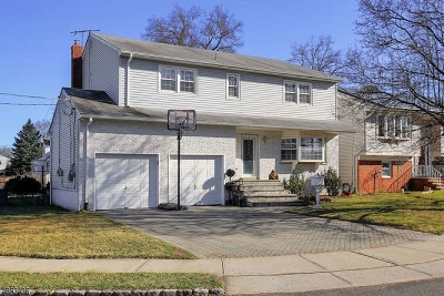 Union Twp. Single Family Home For Sale: 2654 Hawthorne Ave